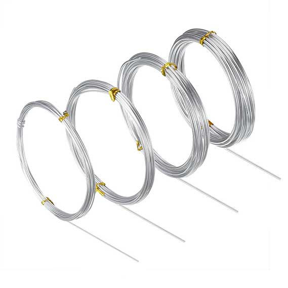 Bendable Metal Wire for DIY Sculpture and Crafts