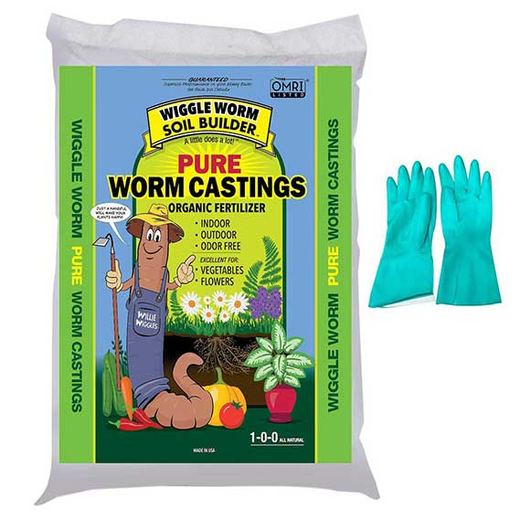 Wiggle Worm Unco Industries Builder Worm Castings
